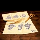 asciugamano-cucina-cotone-cornucopia-blu