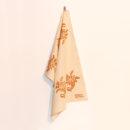 asciugamano-cucina-cotone-cornucopia-ruggine-appeso