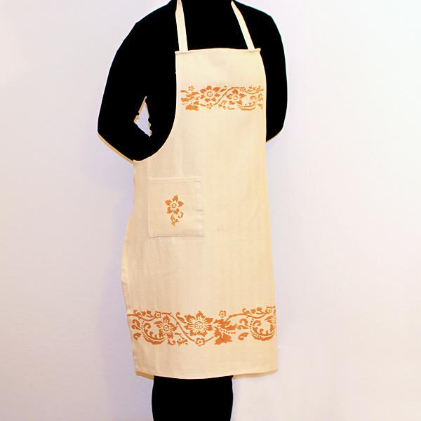 grembiule-cotone-acanto-ruggine-indossato